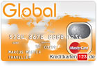 Global Mastercard ohne Schufa